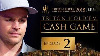 Triton Poker SHR Jeju 2018 Short Deck Cash Game - Episode 2