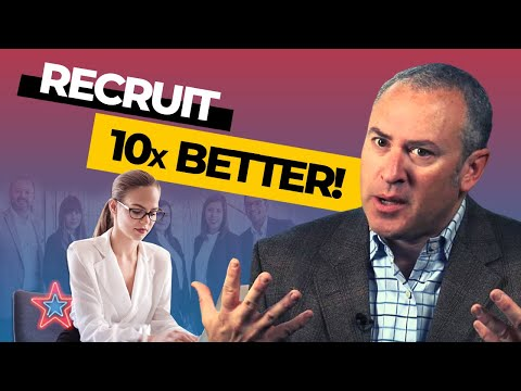 [Interview] How Startup CEO's can Recruit 10x Better with VC Niko Bonatsos