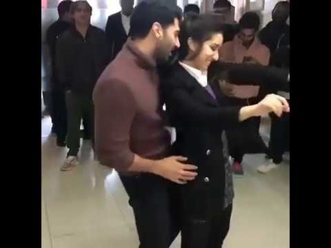 Shraddha Kapoor And Aditya Roy Kapoor Dance On Humma Humma Song