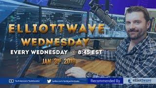 """Elliott Wave Wednesday"" with Todd Flash Crash Gordon *Fixed*"
