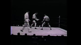 1930s clips Jim Londos professional wrestling