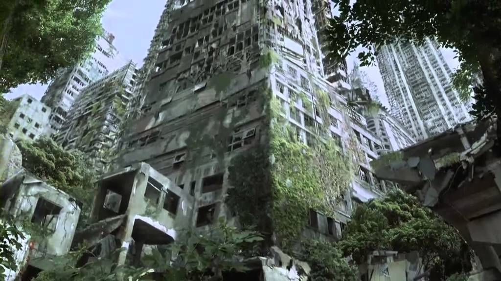 THE LOST FUTURE - Official Movie Trailer