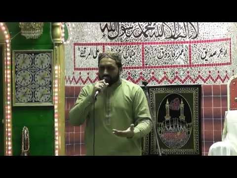 Qari Shahid Mahmood 2012 Annual Milad at Jamia Masjid Tunstal