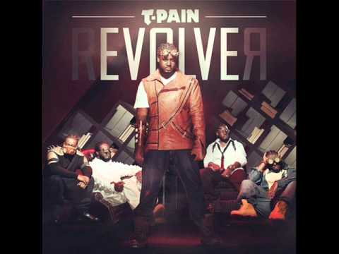 T pain ft. Lil Wayne - Bang Bang Pow Pow (Revolver Album 2011) HQ