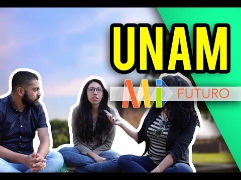 LA EXPERIENCIA DE ESTUDIAR EN LA UNAM l #MiFuturo