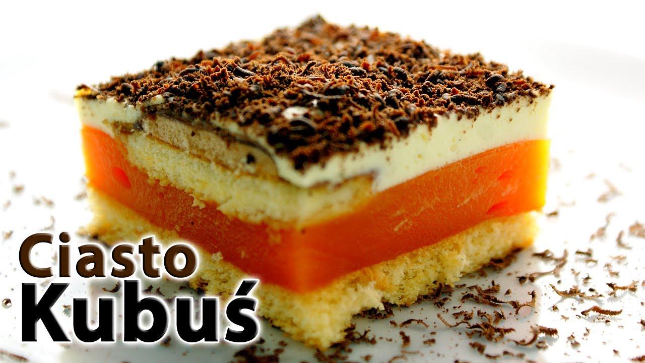 Ciasto Kubus Smaczne Przepisy Pl Youtube