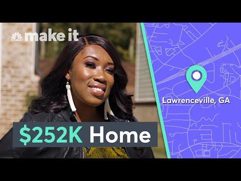 Buying A $252K Townhouse In Georgia | Millennial Money