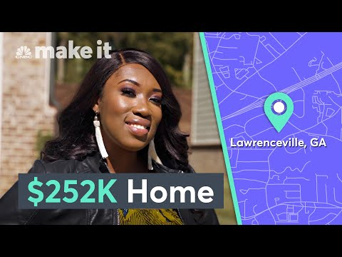 Buying A $252K Townhouse In Georgia | Millennial Money