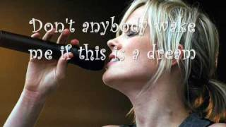 Ilse De Lange - Angel Eyes (lyrics)