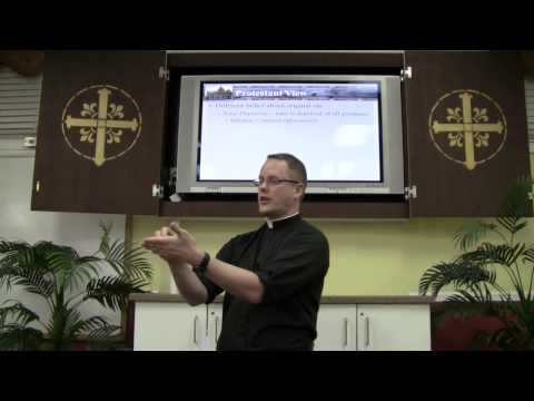 Why Catholic 101 - Catholic Beliefs in the Bible
