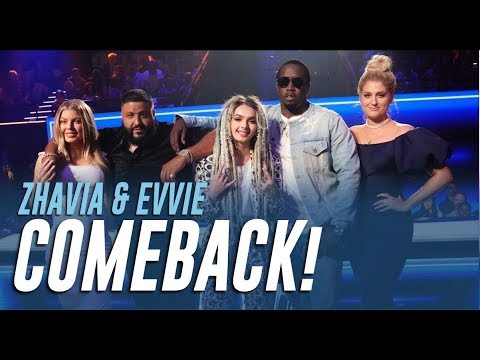 'THE FOUR' ANNOUNCEMENT: ZHAVIA & Winner EVVIE McKcinney Are Back On The Show! | The Four