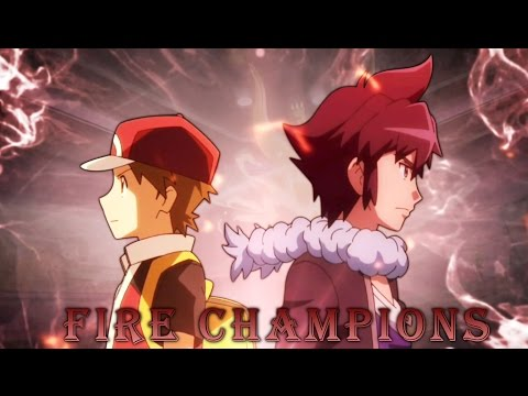 Download Youtube: Red & Alan The Fire Champions - Pokemon AMV