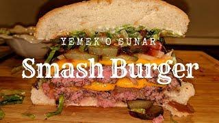 Sizin için Muthis Smash Burger Nasil yapilir Anlattim thumbnail