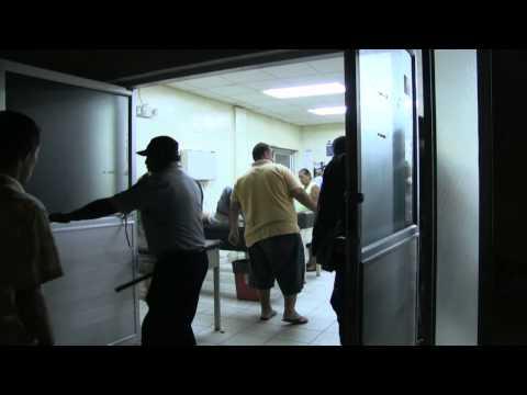 Este hospital representa la alta tasa de criminalidad de la ciudad | En Tierra Hostil