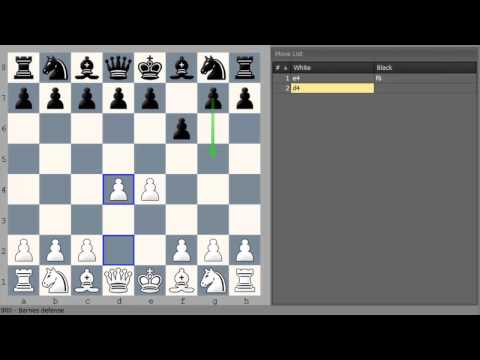 Brutal Attacking Chess - Hans Klip vs Tom Bottema 1990
