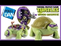 Teenage Mutant Ninja Turtles Micro Mutants Donnies Lab Mini Playset Video Review video
