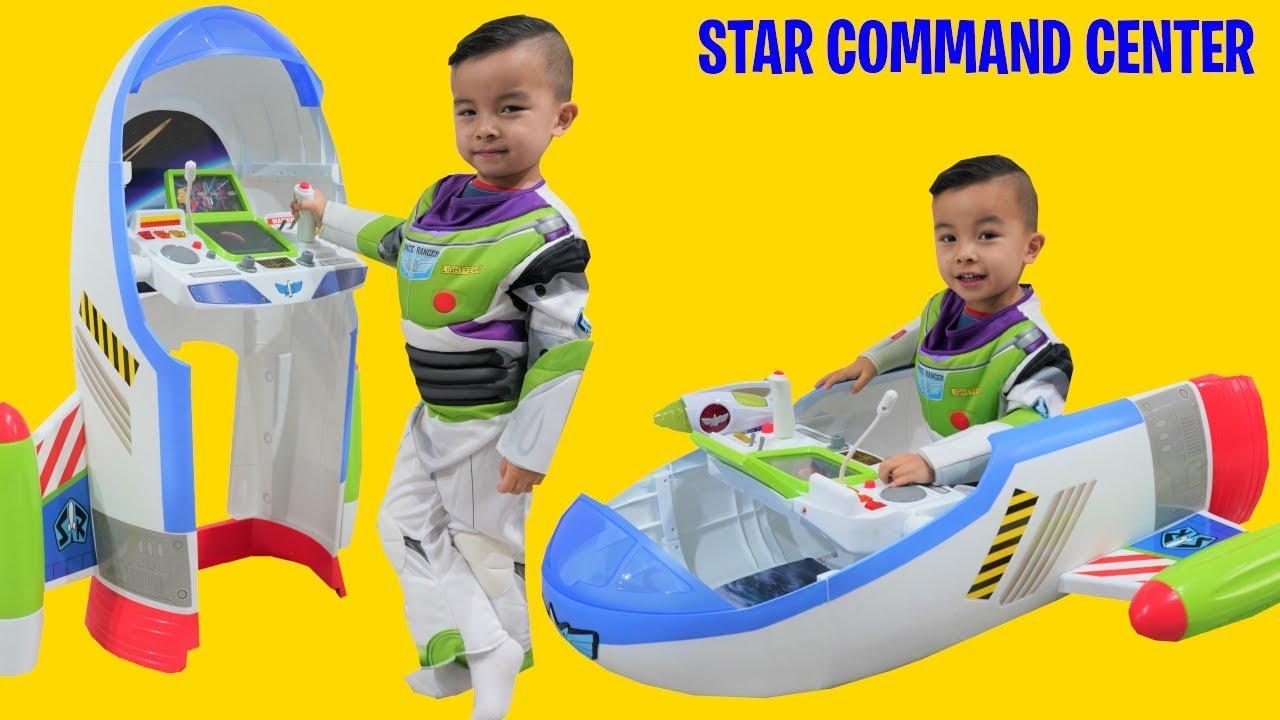 Buzz Lightyear Star Command Center CKN Toys