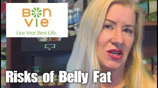 The Risks of Belly Fat | BonVie Weight Loss Portland / Santa Monica