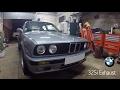 BMW 320i exhaust - SWAP 325i