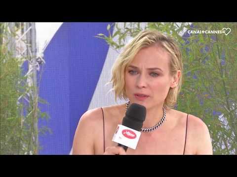 """Diane Kruger : """"Ce film a failli me tuer"""" - Festival de Cannes 2017"""