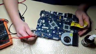 видео Ремонт ноутбука Acer Aspire 7730ZG