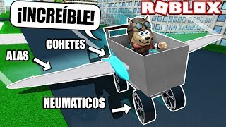 I'VE MODIFIED THIS PURCHASE CART! (Incroyable! 😱) - Panier turbo - ROBLOX