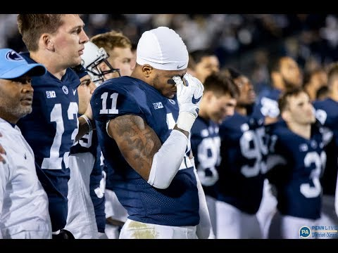 Sights and sounds from Penn State's crushing Homecoming defeat to Michigan State