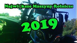 Największe Maszyny Rolnicze (BYKI) Bratoszewice 2019