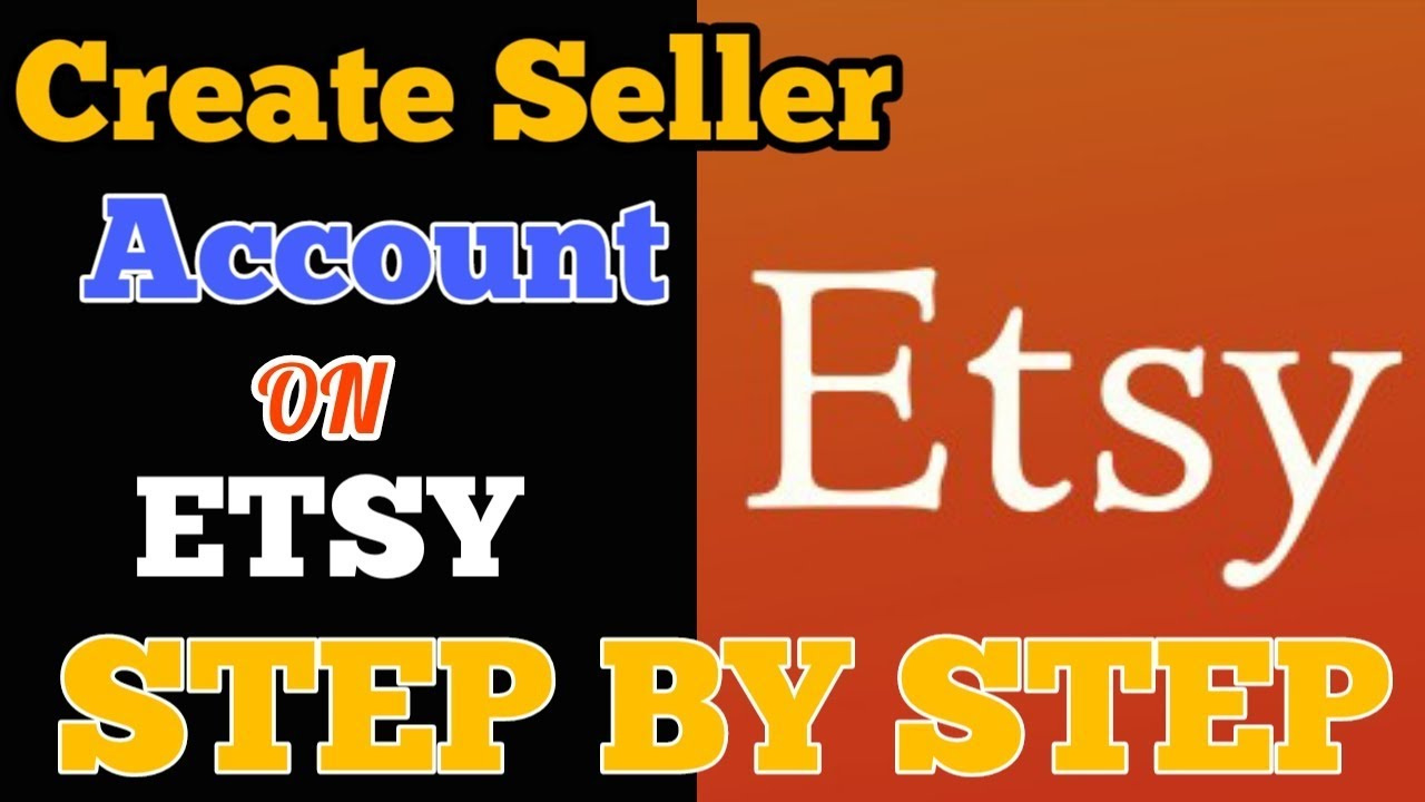 Earn Money From ETSY Online | How to Register Or Create #Etsy Seller Account | STEP BY STEP IN HINDI
