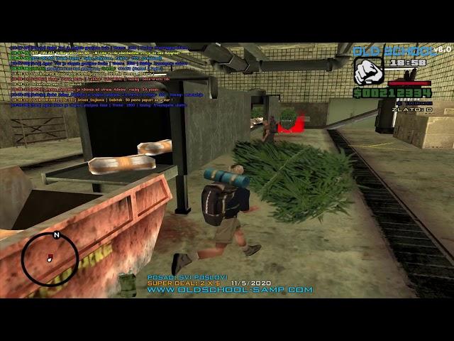 [OS] Old-School RolePlay - Posao Nelegalni farmer