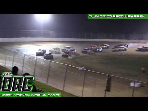 Twin Cities Raceway Park   6.10.17   Pure Stocks   Feature