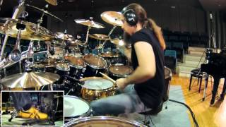 Disturbed - Inside the Fire (Drum Cover by Panos Geo)