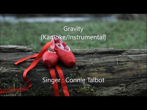 Connie Talbot - Gravity - Karaoke/Instrumental
