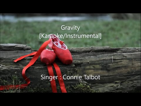 Connie Talbot - Gravity - Karaoke/Instrumental
