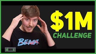 MrBeast $1,000,000 Challenge | Financial Planner Reacts to Spending $1m in 24 Hours