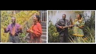 Le Couple Nsiala chante et publie l´album Rejouissons-nous, La bell...