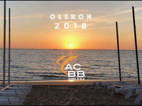 JUDO : ACBB JUDO STAGE OLERON EDJ 2018