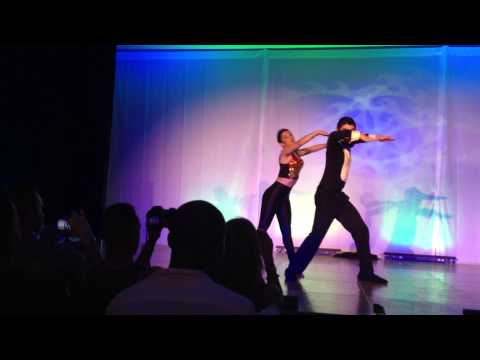Elan & Jordynn | James Bond 007 @ The Unity of Dance Festival 2013