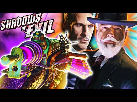 Black Ops 3 Zombies Storyline - RICHTOFEN & MAXIS SECRET PLANS! Easter Egg Story! (Shadows of Evil)