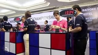 Чемпионат мира по сборке Кубик Рубика 2011