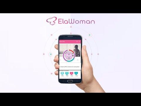 Ela - Ovulation Tracker & Fertility App (New Release)