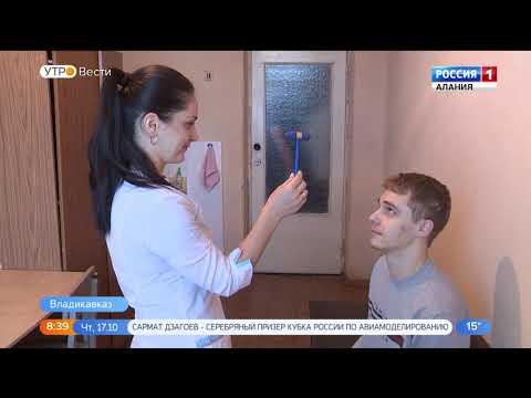 Из Северной Осетии на срочную службу в Вооруженные силы РФ в рамках осеннего призыва сегодня направя