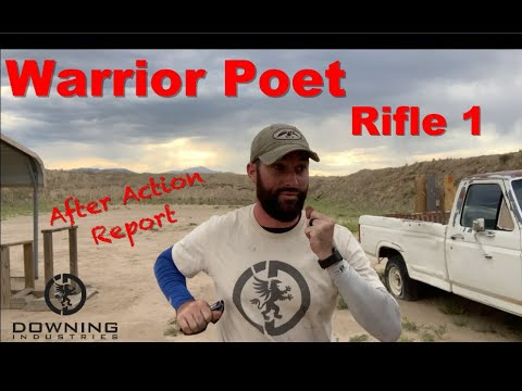 Warrior Poet Rifle 1, After Action Report