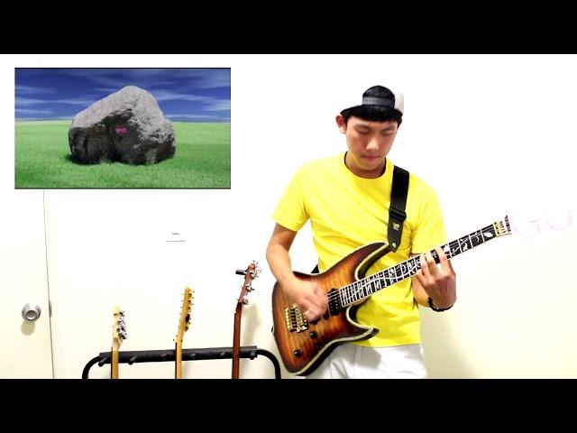 Spongebob Squarepants: Goofy Goober Rock Guitar Cover