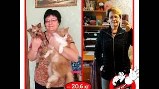 Мария Ковалева. -20,6 кг. Отзыв снижении веса с Доктором Кондрашовым