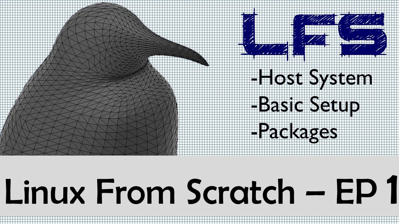 Linux From Scratch 7 10 - 1: Build Your Own Operating System