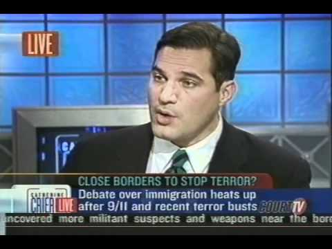 Catherine Crier Live Discussing Immigration with Attorney ...