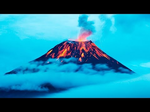 THE BIGGEST VOLCANOES