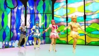 踊ってみたみてくれてぁりがとーございますっ☆ 4人で一生懸命練習して頑張りました!衣装で踊るの大変だったですw楽しんでみてもらえた...