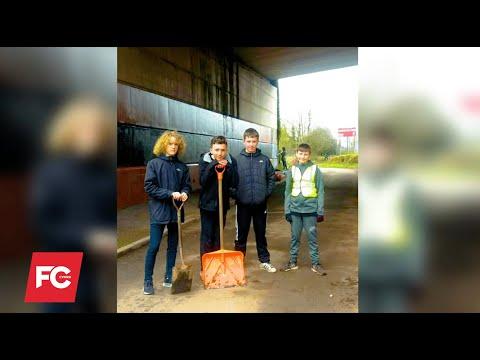 FC CYMRU S03E13 - Caerau Ely in the Community | Meet the Cymru U17 Squad | Players on school radio